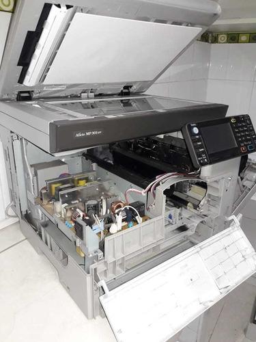 servicio técnico para fotocopiadoras a domicilio
