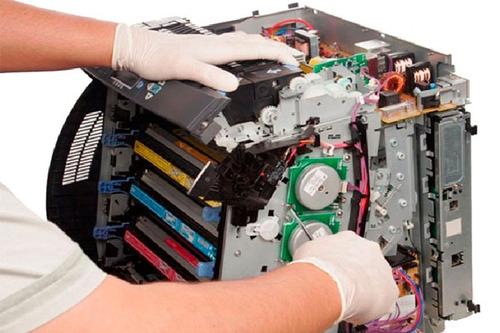 servicio técnico para impresoras xerox,hp,samsung,canon...