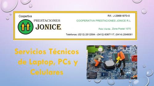 servicio técnico para pc