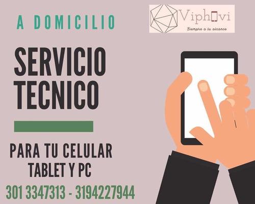 servicio técnico para tu celular tablet y pc a domicilio