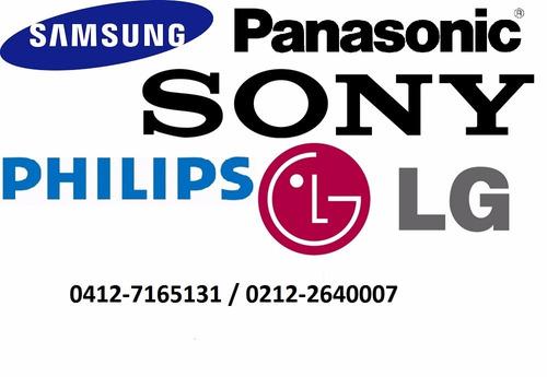 servicio técnico para tv lcd, led, , monitores lcd. decos