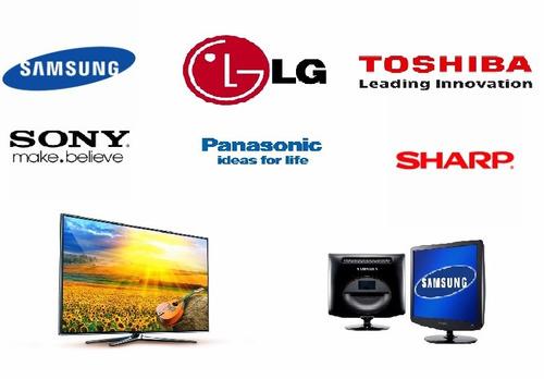 servicio técnico para tv, lcd,led,plasma, monitores