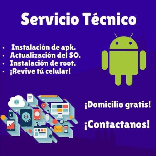 servicio técnico pc / android. domicilio gratis.