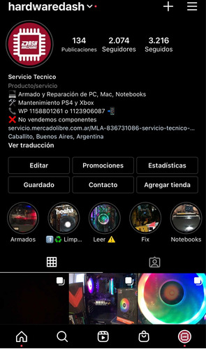 servicio tecnico pc, armado de pc gamer service pc, mac