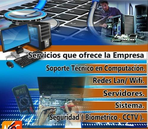 servicio tecnico pc laptops impresoras reballing cctv