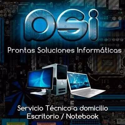 servicio técnico pc mac notebook - redes - cctv - diseño web