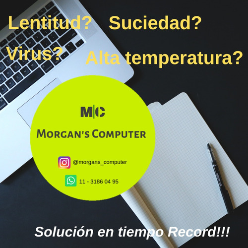 servicio técnico pc / nootebook / laptops