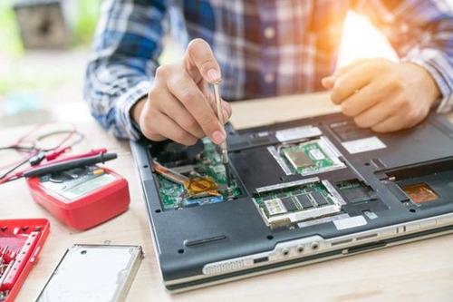 servicio tecnico pc / notebook retiro a domicilio sin cargo!