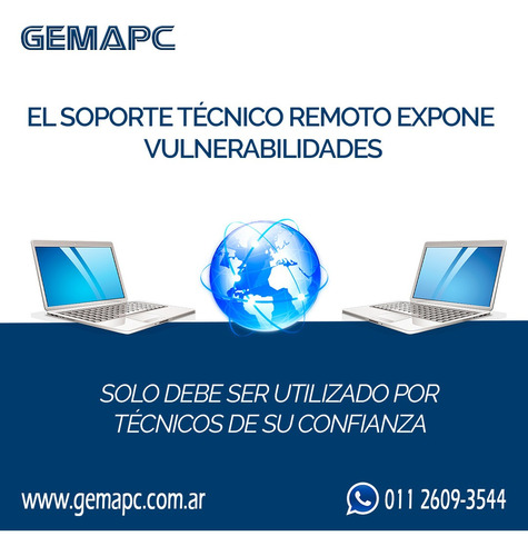 servicio técnico - pc - notebooks - redes