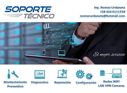 servicio técnico pc redes tecnología empresas & hogares