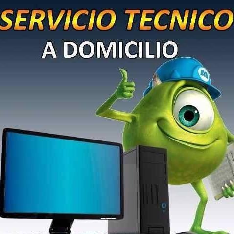 servicio tecnico pc reparacion a domicilio inmediato tablets