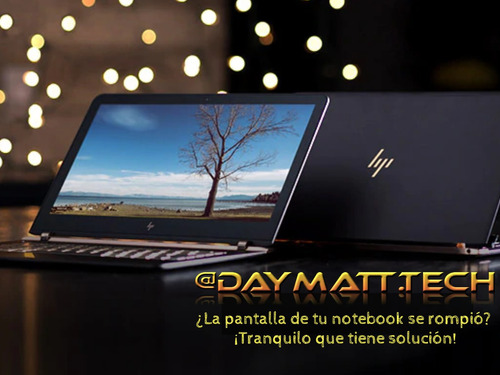 servicio tecnico pc reparacion notebook macbook daymatt tech