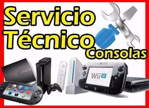 servicio técnico play 4 ps4 ps3 xbox