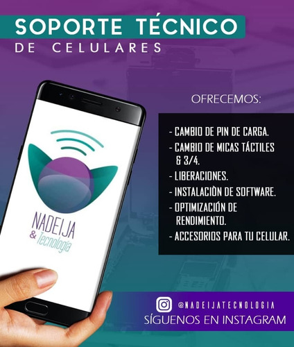 servicio técnico profesional de celulares