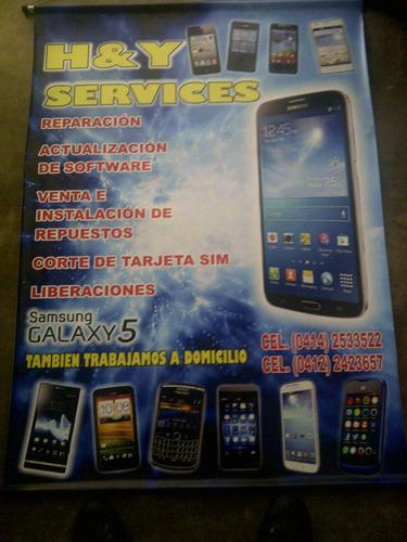 servicio tecnico profesional en telefonia multimarca