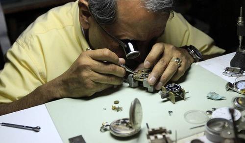 servicio tecnico profesional para todas las marcas de reloj