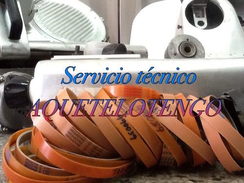servicio técnico rebanadora maquina café rancilio repuestos