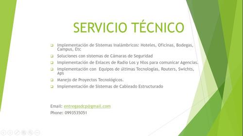 servicio técnico redes
