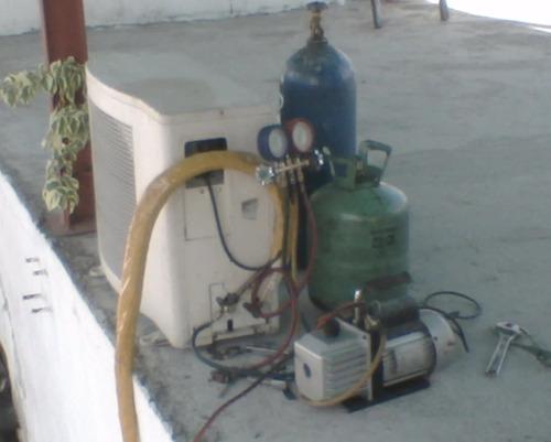servicio técnico refrigeración y aire acondicionado