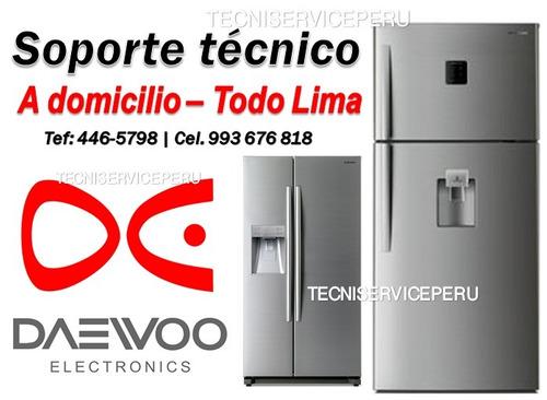 servicio técnico refrigerador congelador friobar a domicilio