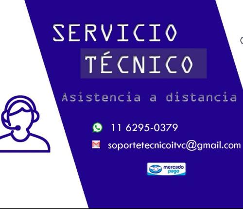 servicio técnico remoto