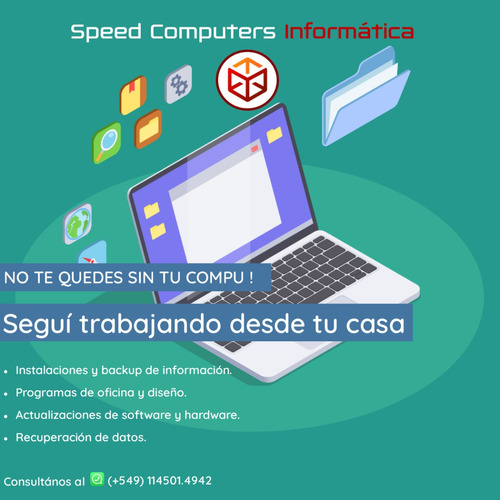 servicio técnico remoto | notebooks | wifi |