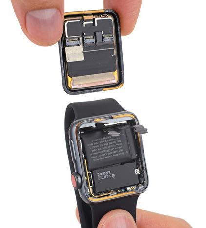 servicio tecnico reparacion apple watch bateria reloj ipad