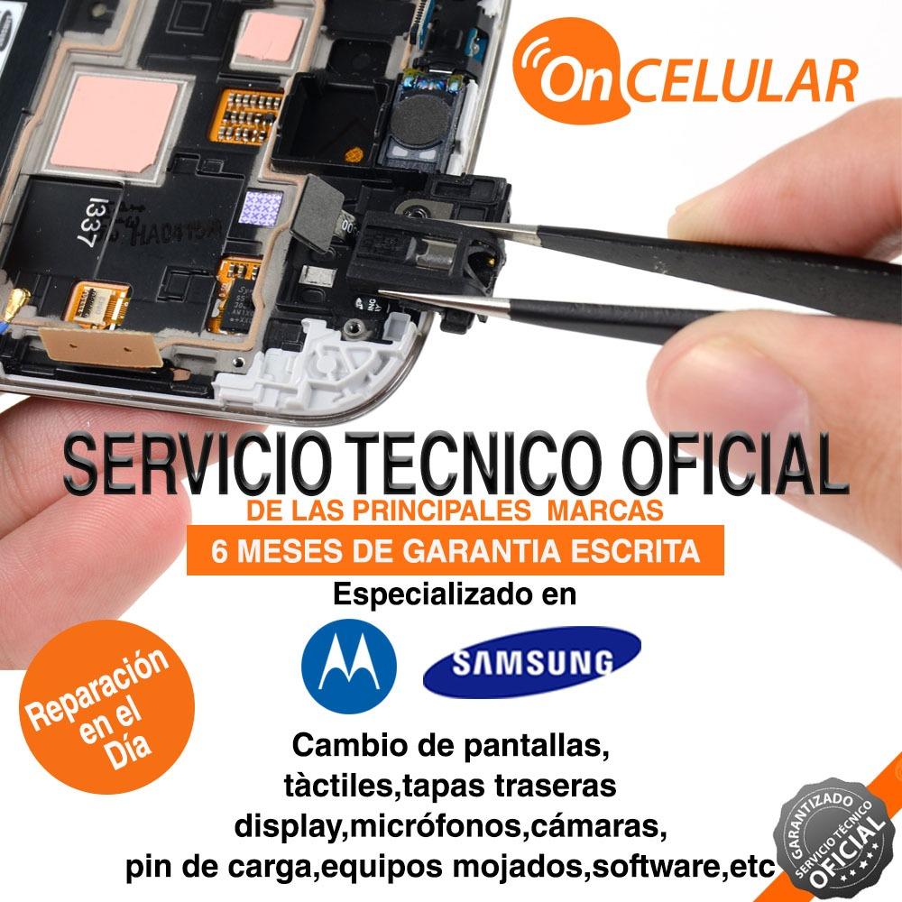 e9bed25716b Servicio Tecnico Reparacion Celulares Samsung Motorola - $ 300 en ...
