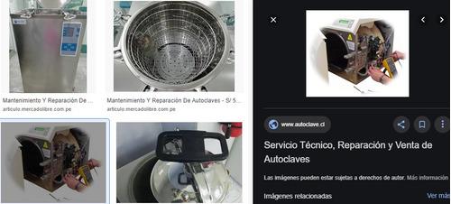 servicio tecnico reparacion de  autoclaves