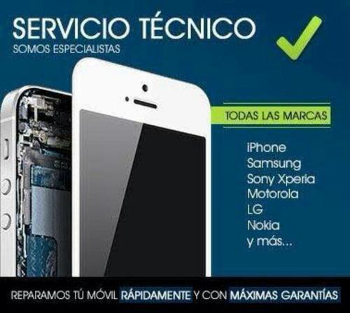 servicio tecnico reparacion de celulares todas las marcas