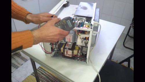 servicio tecnico - reparacion de microondas