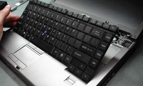 servicio técnico reparación de notebook y pc presup. s/cargo