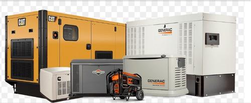 servicio tecnico reparacion de plantas electricas generadore