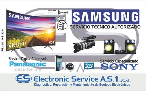 servicio técnico reparación de televisores samsung sony pana