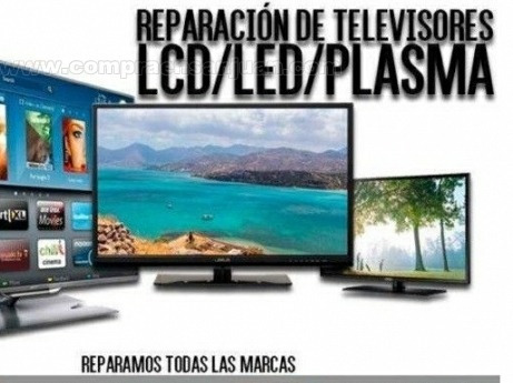 servicio tecnico reparacion de tv led smart tv 3d 4k
