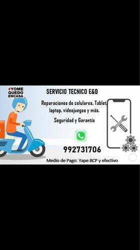 servicio tecnico, reparacion de videojuegos y celulares