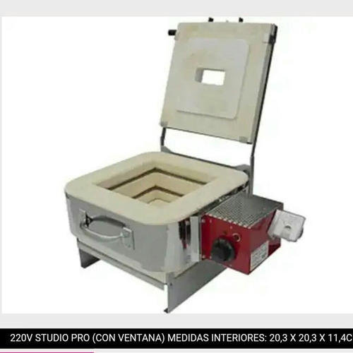 servicio tecnico reparacion horno para vitrofusion a domicil