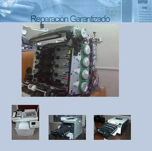 servicio técnico, reparación hp, canon,samsung recargas