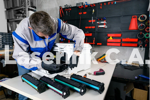 servicio tecnico reparacion impresora canon xerox samsung hp