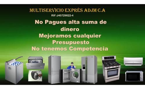 servicio tecnico reparacion  mabe gineral electric