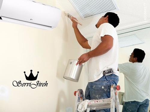 servicio técnico reparación mantenimiento aire acondicionado