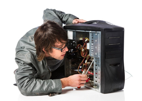 servicio técnico, reparación, mantenimientos armado de pc