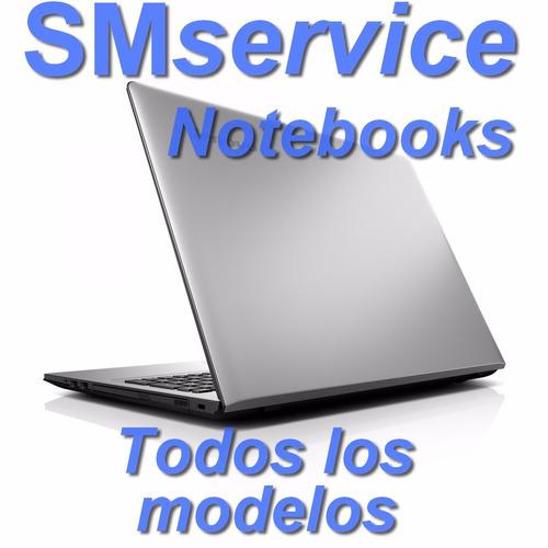 servicio tecnico reparacion mother notebook hp lenovo