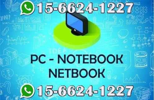 servicio tecnico reparacion pc notebook local en belgrano