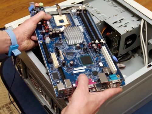 servicio técnico reparación pc notebook local ó a domicilio