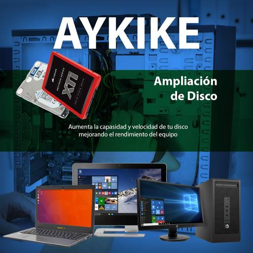 servicio técnico reparacion  pc notebook netbook all in one