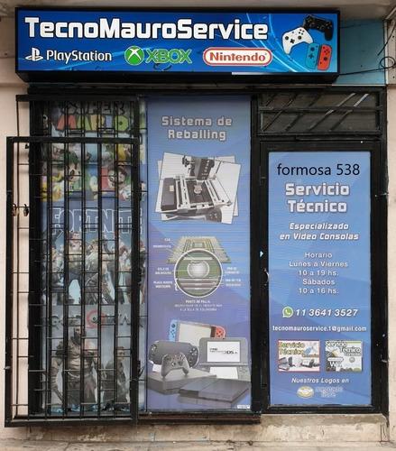 servicio tecnico  reparacion  ps2 - ps3 - ps4 - psp