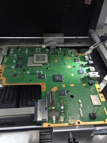 servicio técnico reparación ps3 reballing rsx bluetooth wifi
