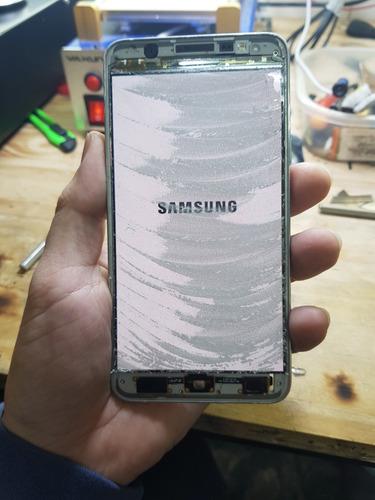 servicio tecnico reparacion  samsung s7 s8 s9 bateria tapa