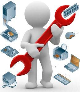 servicio tecnico, reparacion y mantenimiento de computadoras
